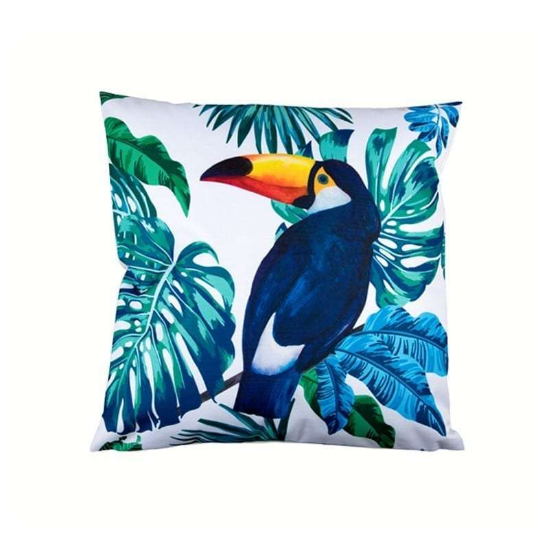 Mαξιλάρι-Κάλυμμα, Polyester Outdoor, 45x45εκ. Πολύχρωμο, Αrt Et Lumiere
