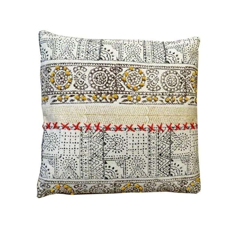 Mαξιλάρι-Κάλυμμα, Cotton Boho, Πολύχρωμο, 45x45εκ., 5745 Αrt Et Lumiere